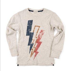 Appaman Boys Lightning Bolt Long Sleeve T-Shirt 5